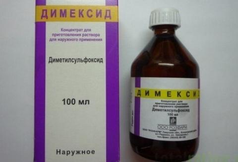 Удаление монтажной пены димексидом